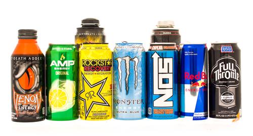The Biggest Energy Drinks